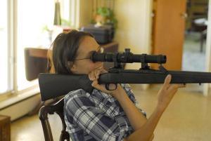 Emily Porter, Extreme Birdwatching